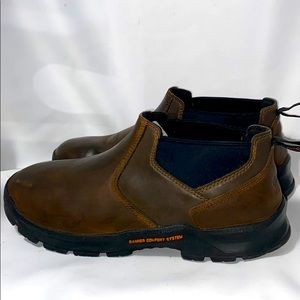 """Danner Romeo 3"""" Brown Hot Leather Men's Size 9.5"""